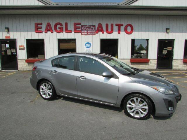2011 Mazda MAZDA3 for sale at Eagle Auto Center in Seneca Falls NY