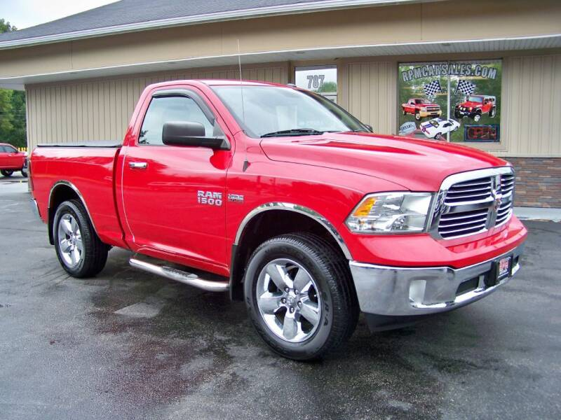 2014 RAM Ram Pickup 1500 for sale at RPM Auto Sales in Mogadore OH