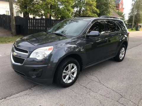 2010 Chevrolet Equinox for sale at Eddie's Auto Sales in Jeffersonville IN