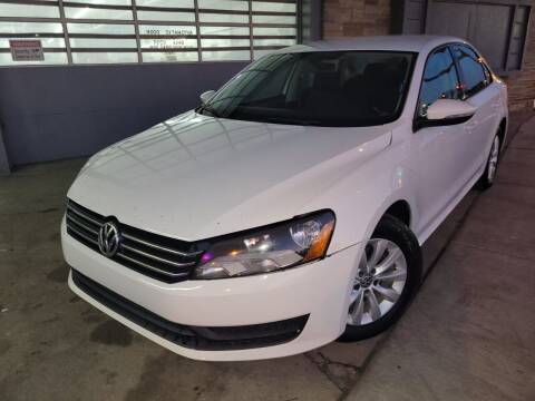 2012 Volkswagen Passat for sale at Car Planet Inc. in Milwaukee WI