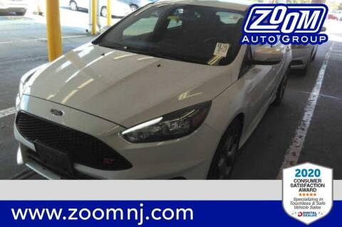 2018 Ford Focus for sale at Zoom Auto Group in Parsippany NJ