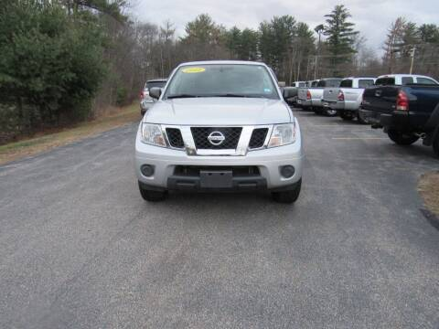 2012 Nissan Frontier for sale at Heritage Truck and Auto Inc. in Londonderry NH