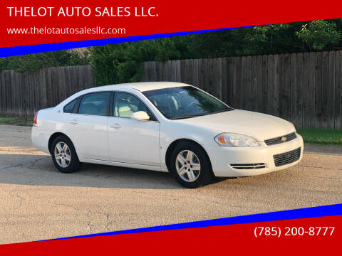 2008 Chevrolet Impala for sale at THELOT AUTO SALES LLC. in Lawrence KS