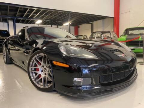 2007 Chevrolet Corvette for sale at Celebrity Motors in Newark NJ