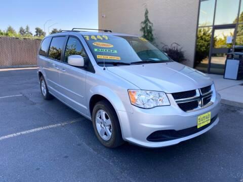 2012 Dodge Grand Caravan for sale at TDI AUTO SALES in Boise ID