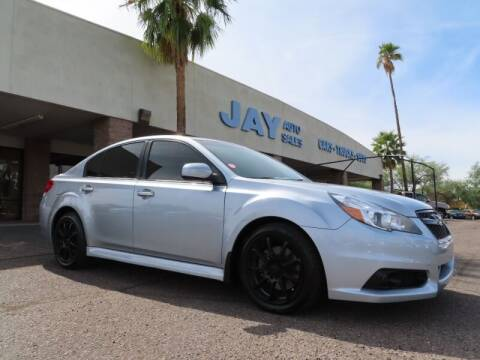2014 Subaru Legacy for sale at Jay Auto Sales in Tucson AZ
