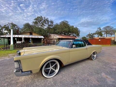 1969 Lincoln Mark III for sale at OVE Car Trader Corp in Tampa FL