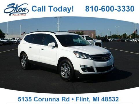 2017 Chevrolet Traverse for sale at Jamie Sells Cars 810 in Flint MI
