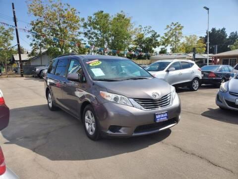 2014 Toyota Sienna for sale at Silver Star Auto in San Bernardino CA