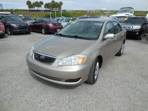 2006 Toyota Corolla for sale at DMC Motors of Florida in Orlando FL