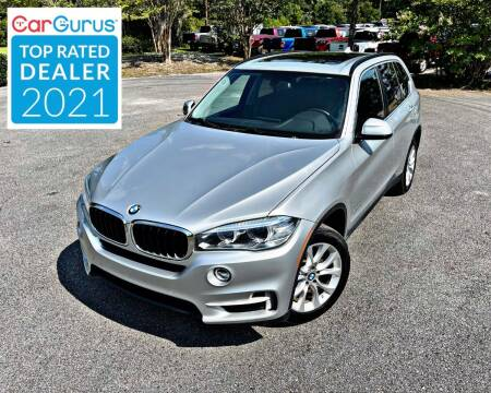 2016 BMW X5 for sale at Brothers Auto Sales of Conway in Conway SC