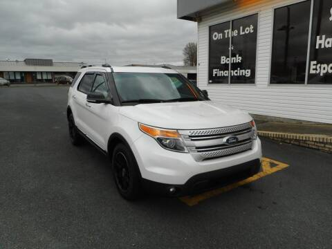 2013 Ford Explorer for sale at Auto America - Monroe in Monroe NC