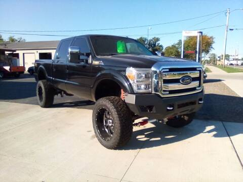2015 Ford F-250 Super Duty for sale at Four Guys Auto in Cedar Rapids IA