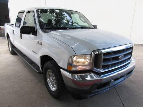 2004 Ford F-250 Super Duty for sale at QUALITY MOTORCARS in Richmond TX