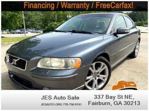 2009 Volvo S60 for sale at JES Auto Sales LLC in Fairburn GA