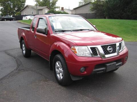 2012 Nissan Frontier for sale at Reza Dabestani in Knoxville TN