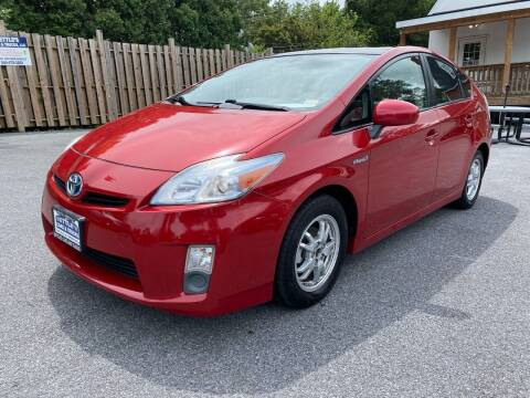 2010 Toyota Prius for sale at SETTLE'S CARS & TRUCKS in Flint Hill VA