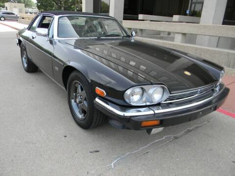 1987 Jaguar XJ-Series for sale at North American Motor Company in Fort Worth TX