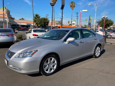 2008 Lexus ES 350 for sale at Pacific West Imports in Los Angeles CA