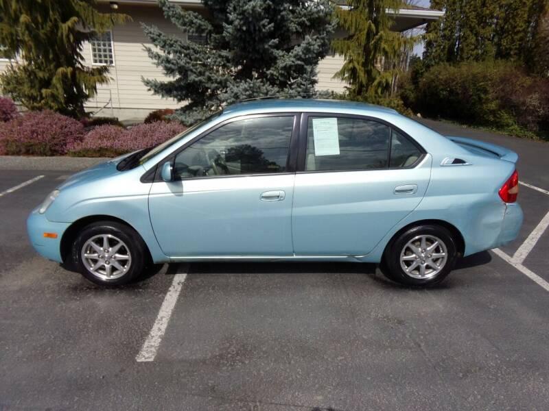 2002 Toyota Prius for sale at Signature Auto Sales in Bremerton WA