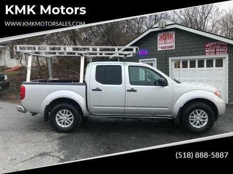 2017 Nissan Frontier for sale at KMK Motors in Latham NY