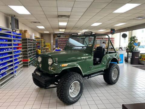 1976 Jeep CJ-5 for sale at 4X4 Rides in Hagerstown MD