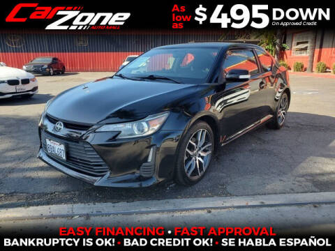 2015 Scion tC for sale at Carzone Automall in South Gate CA