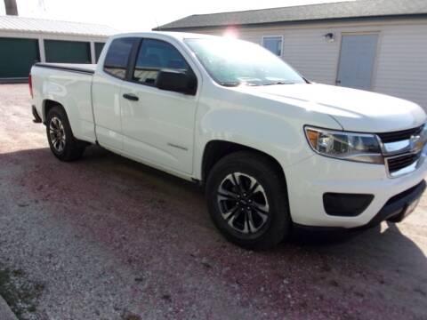 2017 Chevrolet Colorado for sale at CHUCK ROGERS AUTO LLC in Tekamah NE