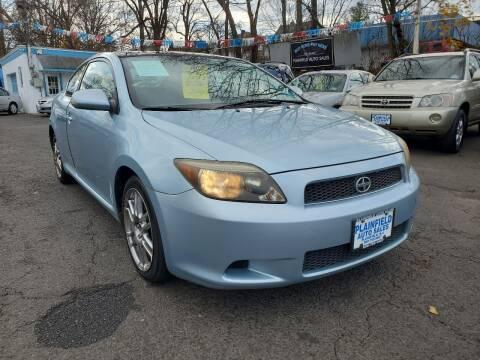 2007 Scion tC for sale at New Plainfield Auto Sales in Plainfield NJ
