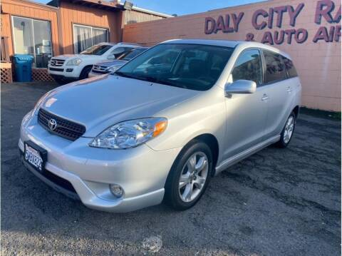 2006 Toyota Matrix for sale at SF Bay Motors in Daly City CA