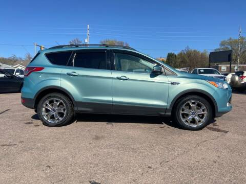 2013 Ford Escape for sale at RIVERSIDE AUTO SALES in Sioux City IA