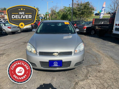 2008 Chevrolet Impala for sale at E H Motors LLC in Milwaukee WI
