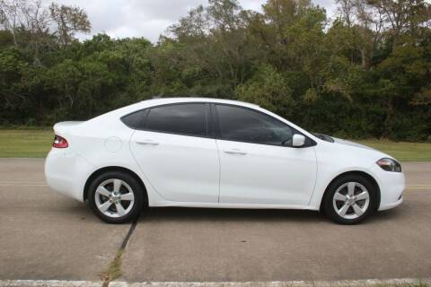 2016 Dodge Dart for sale at Clear Lake Auto World in League City TX