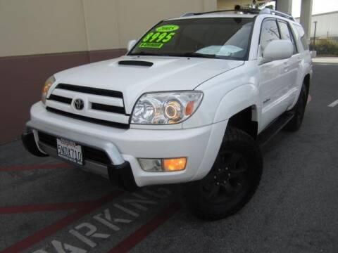 2005 Toyota 4Runner for sale at PREFERRED MOTOR CARS in Covina CA