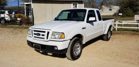 2006 Ford Ranger for sale at STX Auto Group in San Antonio TX
