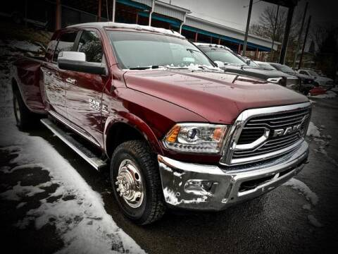 2017 RAM Ram Pickup 3500 for sale at Carder Motors Inc in Bridgeport WV