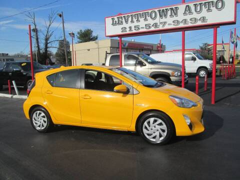 2015 Toyota Prius c for sale at Levittown Auto in Levittown PA