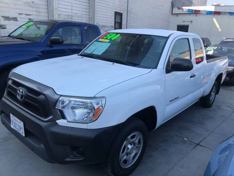 2014 Toyota Tacoma for sale at Excelsior Motors , Inc in San Francisco CA