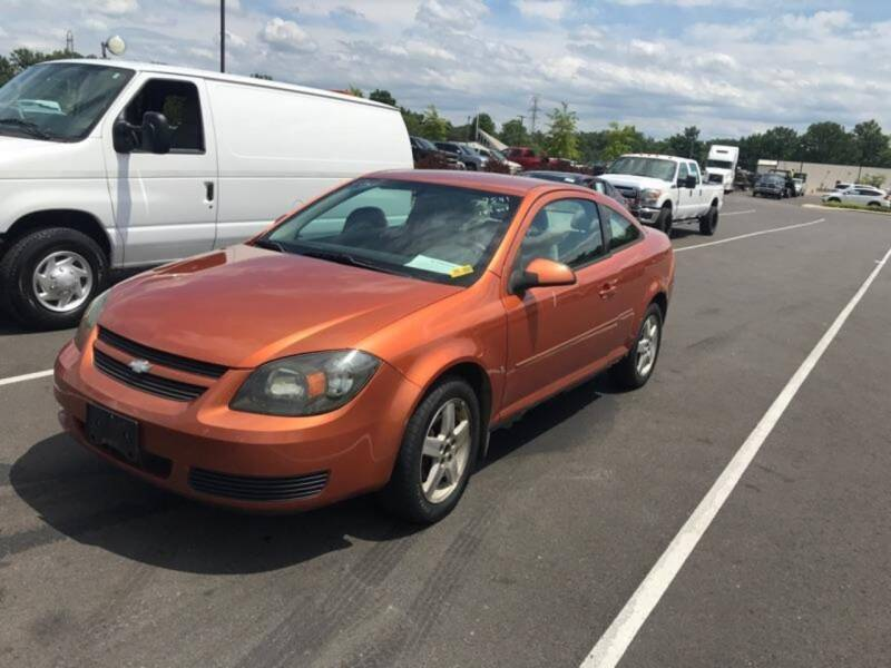 2007 Chevrolet Cobalt for sale at D & J AUTO EXCHANGE in Columbus IN