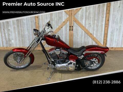 1995 Harley Davidson Springer Bad Boy for sale at Premier Auto Source INC in Terre Haute IN