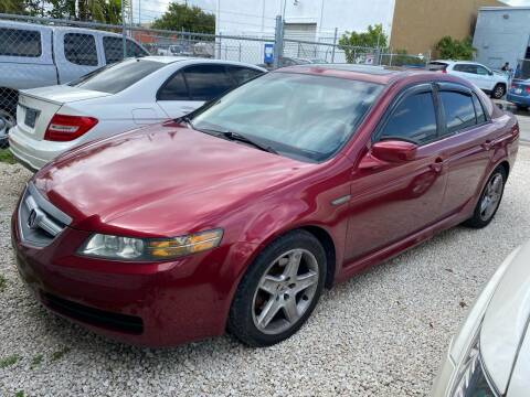 2004 Acura TL for sale at Best Auto Deal N Drive in Hollywood FL