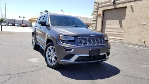 2015 Jeep Grand Cherokee for sale at EXPRESS AUTO GROUP in Phoenix AZ