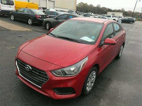 2018 Hyundai Accent for sale at Florida Fine Cars - West Palm Beach in West Palm Beach FL