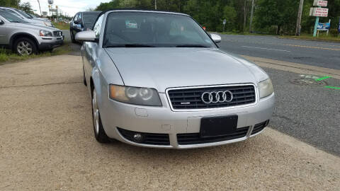 2006 Audi A4 for sale at PRESTIGE MOTORS in Fredericksburg VA