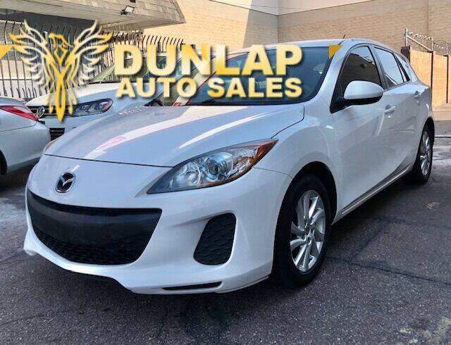 2012 Mazda MAZDA3 for sale in Phoenix, AZ