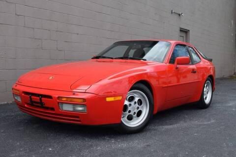 1986 Porsche 944 for sale at Precision Imports in Springdale AR