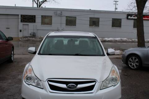2011 Subaru Legacy for sale at Rochester Auto Mall in Rochester MN