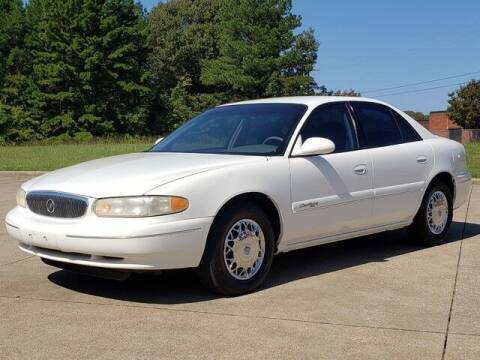2002 Buick Century for sale at Tyler Car  & Truck Center in Tyler TX