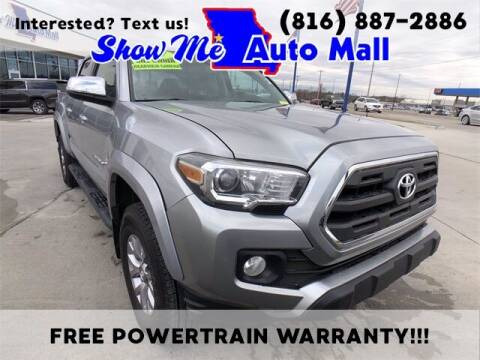2017 Toyota Tacoma for sale at Show Me Auto Mall in Harrisonville MO