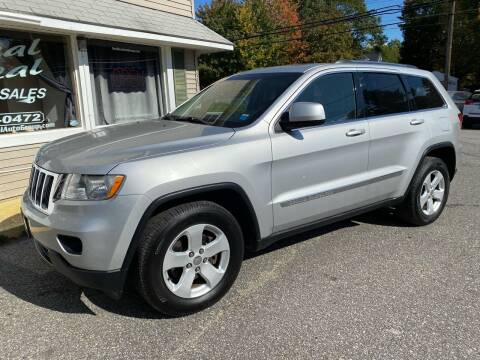 2011 Jeep Grand Cherokee for sale at Real Deal Auto Sales in Auburn ME